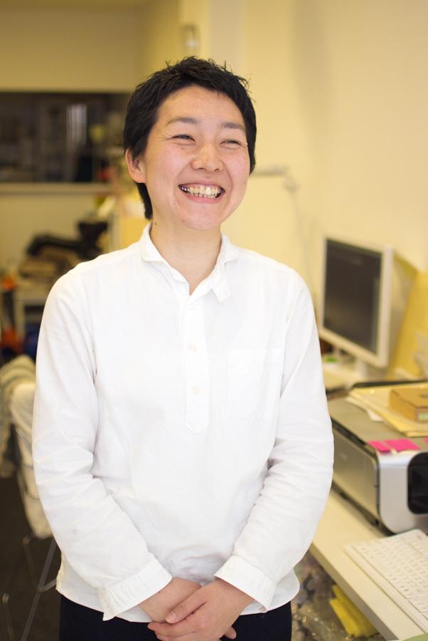 店長 井藤麻紀 オーダーメイドの洋服屋さん SU MISURA ス・ミズーラ